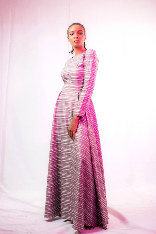 Oreva Maxi Dress on arewa fashion